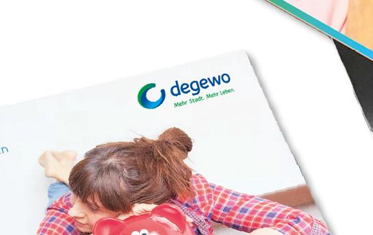 Graphicsson - Design - degewo AG
