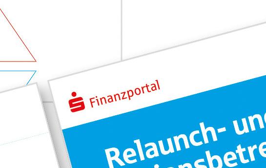 Graphicsson - Design - S parkassen-Finanzportal GmbH